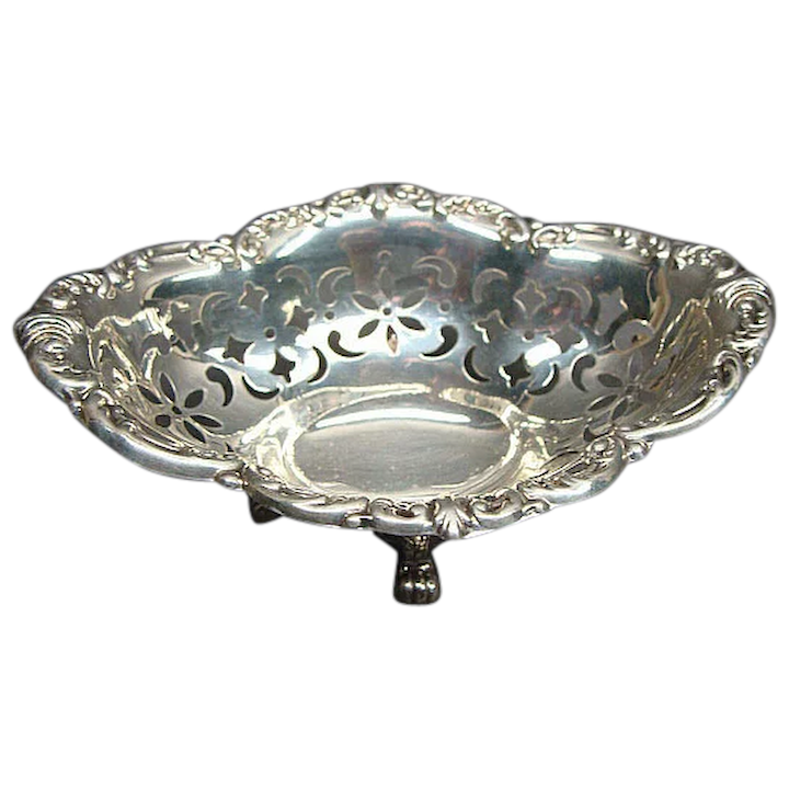 Birks sterling nut or candy dishes