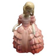 Wonderful Retired Royal Doulton Figurine Titled ROSE HN1368 Style One