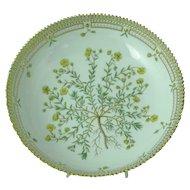 """Royal Copenhagen Flora Danica Large Deep 10"""" Serving Bowl Mint Condition 1950 - 1984"""
