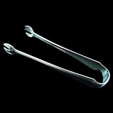 Lady Constance by Towle Sterling Silver Sugar Tongs No Mono