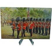 1908 Postcard Raphael Tuck Oilette The Grenadier Guards #3546 Signed Harry Payne