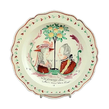 Souvenir Porcelain & Pottery