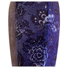 Shelley Butterfly Vase