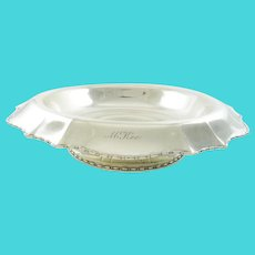 Tiffany & Co Sterling Silver Centerpiece Bowl