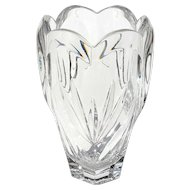 Marquis By Waterford Triple Heart Crystal Vase