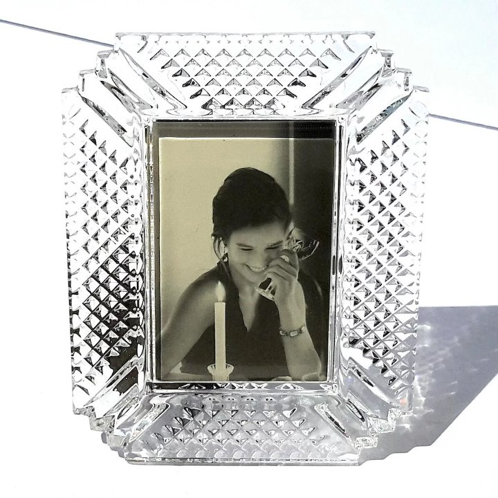 Nice Waterford Crystal Frame Ideas - Custom Picture Frame Ideas ...