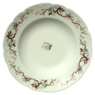 Antique French Haviland Limoges Porcelain Bowl