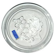 Marquis By Waterford Crystal Wine Bottle Coaster