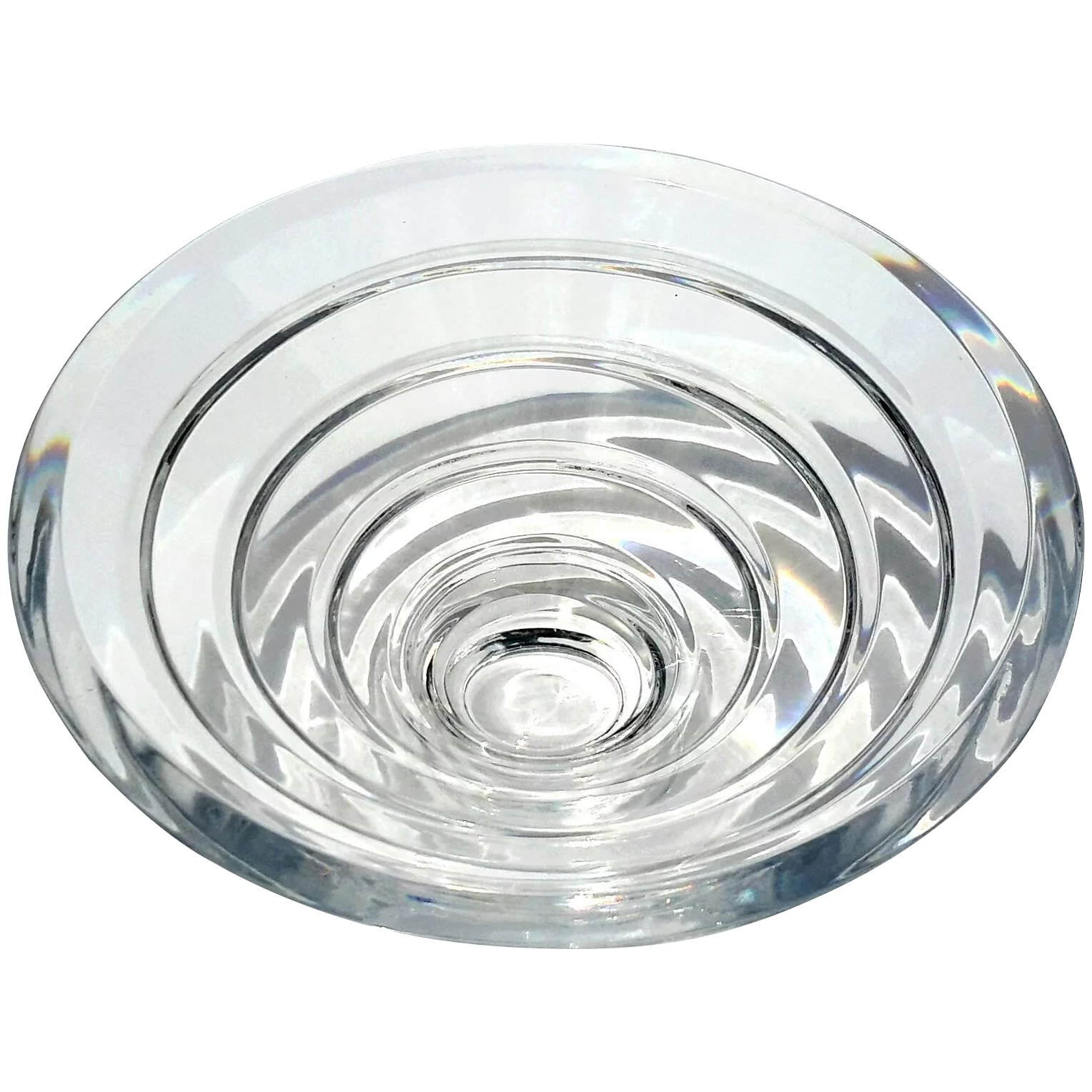 Crystal roulette bowl by nambe stephen a kramer ltd ruby lane crystal roulette bowl by nambe click to expand reviewsmspy