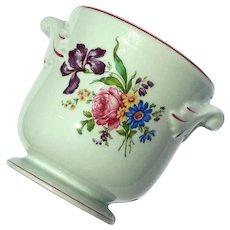 Vintage Portuguese Vista Alegre Fine Porcelain Jardiniere