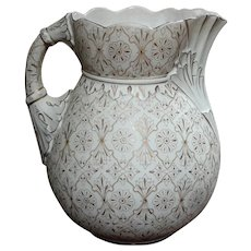 19th Century Austrian Amphora Pitcher