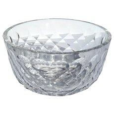 Tiffany & Co. Crystal Centerpiece Bowl For Royal Brierley