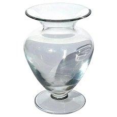 Marquis By Waterford Crystal Pedestal Vase