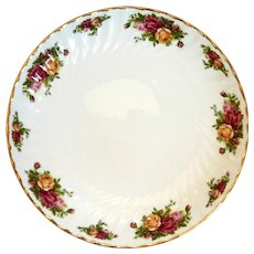 Royal Albert Old Country Roses Large Round Serving Tray