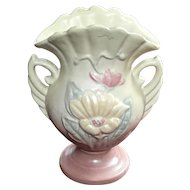 Vintage Signed Hull Pottery Vase