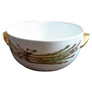 Royal Worcester Handled Evesham Bowl