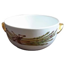 Royal Worcester Handled Evesham Bowl