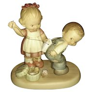 Limited Edition Lucie Attwell Porcelain Figurine