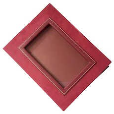 Swing Leather Picture Frame