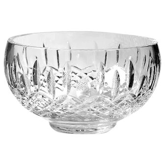 Waterford Crystal Signed Nocturne Bowl