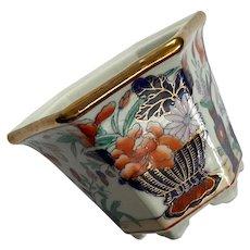 Japanese Imari Porcelain Cachepot