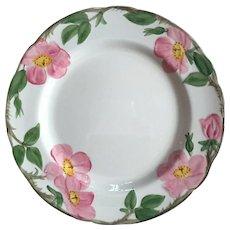 Set Of 12 Franciscan Desert Rose Dinner Plates