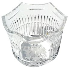 Waterford Crystal Holiday Limited Edition Bowl