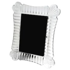 Marquis By Waterford Sweet Memories Crystal Picture Frame