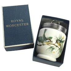 Royal Worcester Egg Coddler