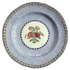 Set Of Five Antique Copeland Spode Plates