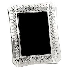 Waterford Crystal Lismore Pattern Picture Frame