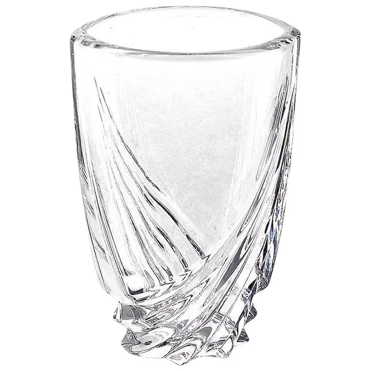 Small Signed Marquis By Waterford Crystal Vase Stephen A Kramer