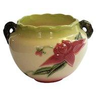 Hull Woodlands Pottery Jardiniere Vase