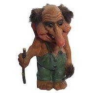 NV Form Norwegian Troll Figure