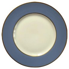 Flintridge Sylvan Dutch Blue Lunch Plate