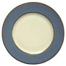 Flintridge Sylvan Dutch Blue Desert Plate
