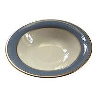 Flintridge Sylvan Dutch Blue Soup Bowl