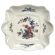 Wedgwood Square Handled Potpourri Plate