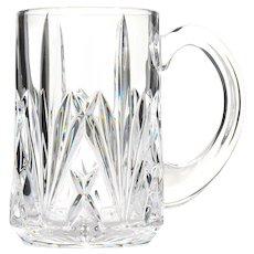 Marquis By Waterford Brookside Crystal Beer Mug