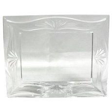 Marquis By Waterford Crystal Roselle Picture Frame