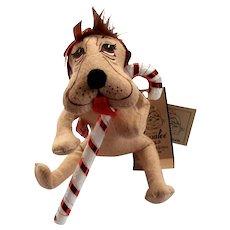 Annalee Doll Waldo's First Christmas