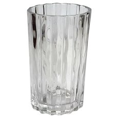 Large Marquis By Waterford Crystal Vase
