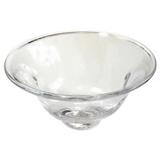 Simon Pearce Shelburne Medium Bowl
