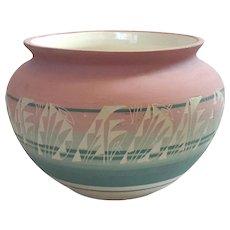 Signed L. Paul Navajo Pottery Vase