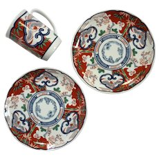 Imari Pattern Heirloom China By Neiman Marcus