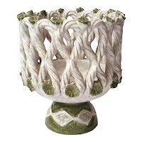 Mid-Century Modern Italian Pottery Bowl