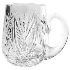 Waterford Crystal 13 Oz Tankard