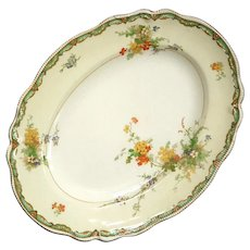 Johnson Brothers Staffordshire Ningpo Platter