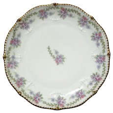 Elite Works Limoges Porcelain Plate