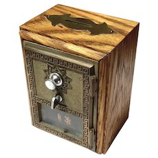Post Office Box Safe Bank